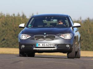 BMW 118d 5-Door Urban Line 2011 года